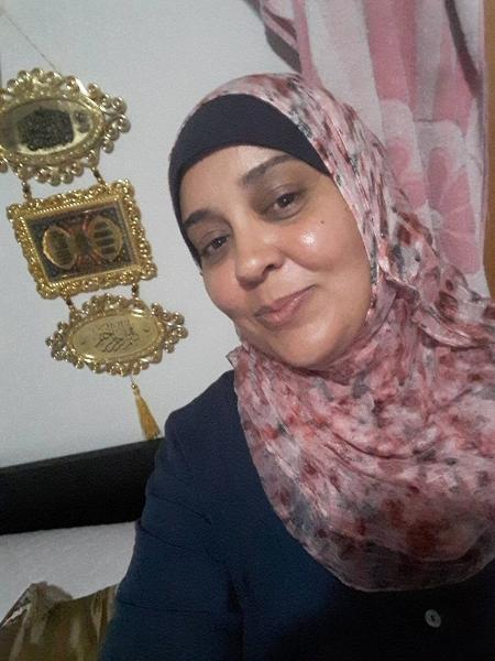 Valesca se converteu muçulmana aos 45 anos - Arquivo Pessoal
