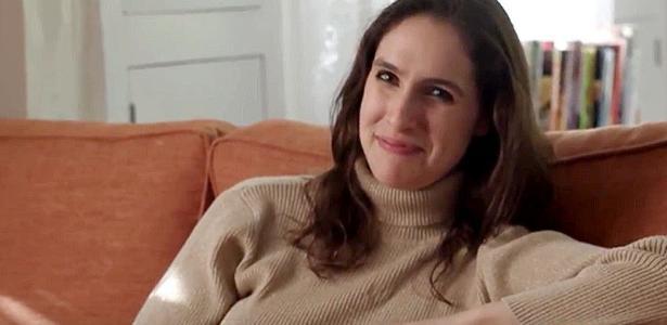 A comediante americana Megan Amram ?