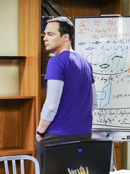 """Jim Parsons em cena em """"The Big Bang Theory"""" - Divulgação"""