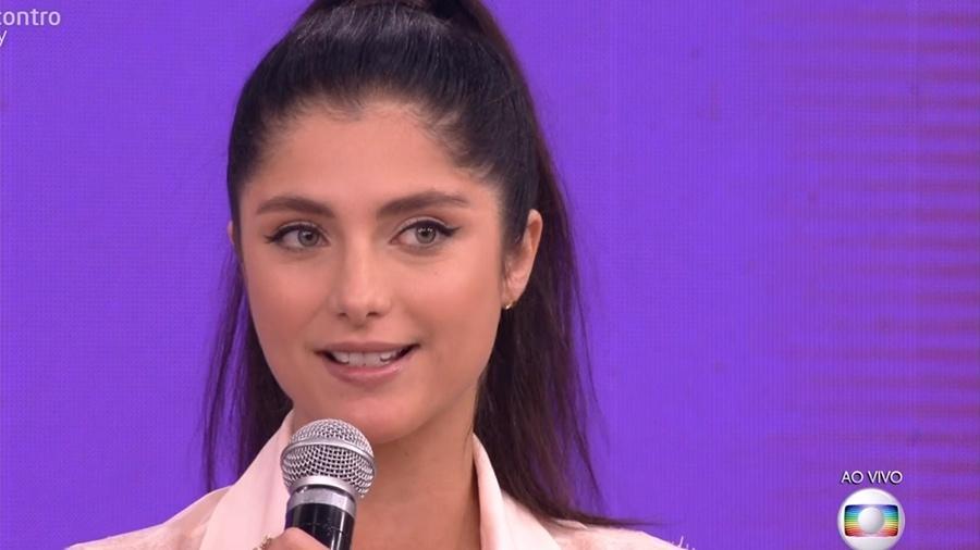 Tammy Di Calafiori - Reprodução/Globo