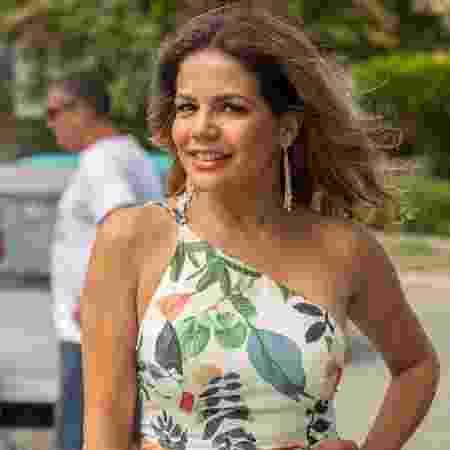 Nívea Stelmann - Paulo Damasceno/TV Globo - Paulo Damasceno/TV Globo