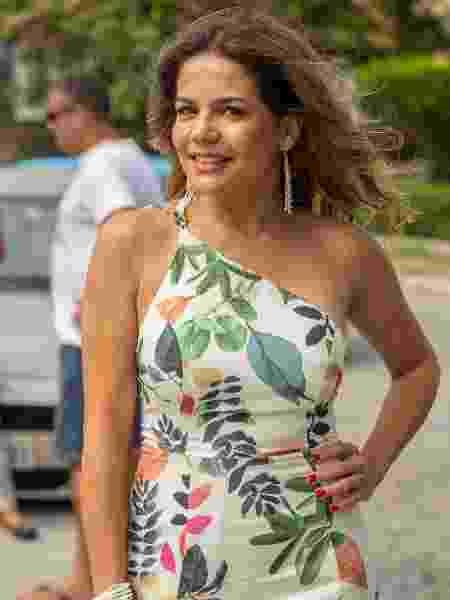 """Nívea Stelmann: """"O cara falava: """"tira essa saia que está curta"""". Eu ia lá e tirava"""" - Paulo Damasceno/TV Globo"""
