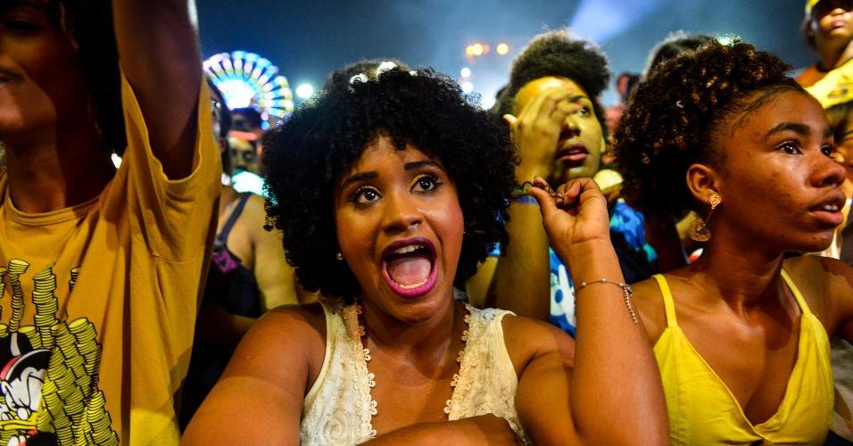 Público acompanha show do Safadão