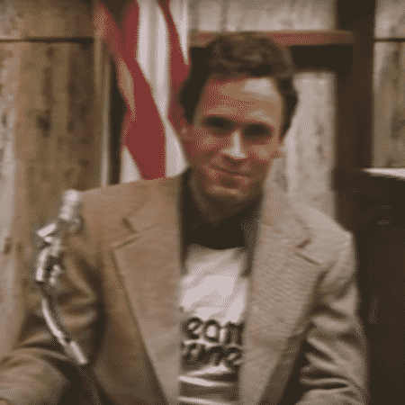 O serial killer Ted Bundy - Reprodução/Youtube