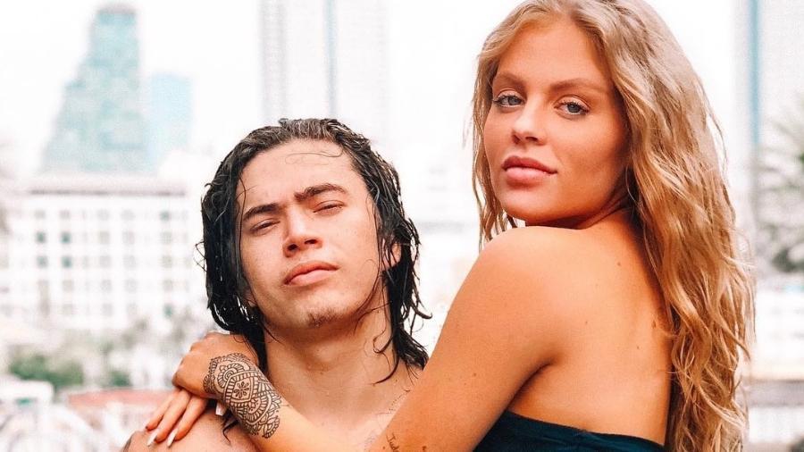 Whindersson Nunes e Luísa Sonza se divorciaram no ano passado - Reprodução/Instagram