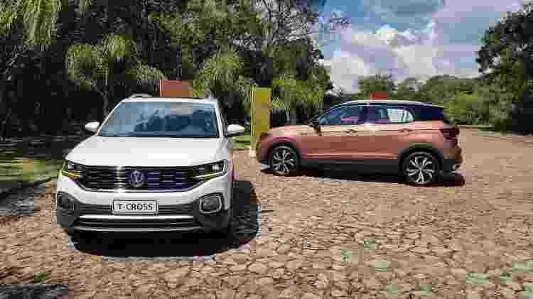 Volkswagen T-Cross  - Murilo Góes/UOL Carros - Murilo Góes/UOL Carros