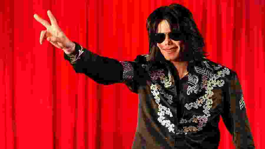 Michael Jackson - REX/Shutterstock