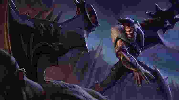 League of Legends - Draven - Reprodução - Reprodução