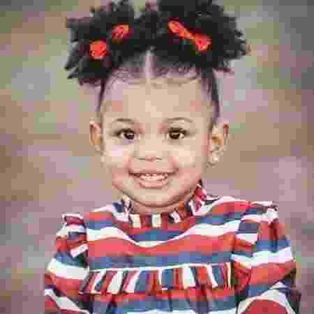 Berry-Unique é uma bebê de 2 anos famosa no Instagram - Reprodução/Instagram