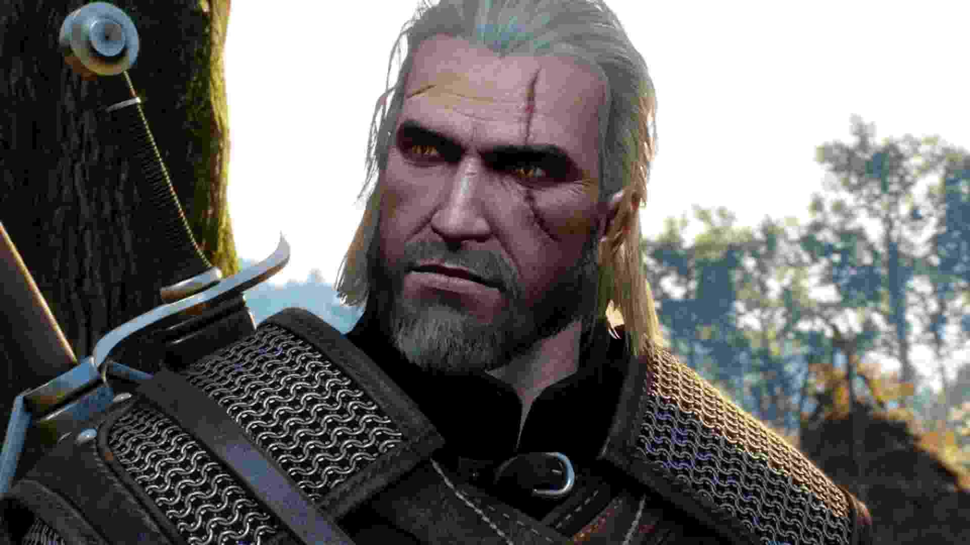 The Witcher 3 - Reprodução