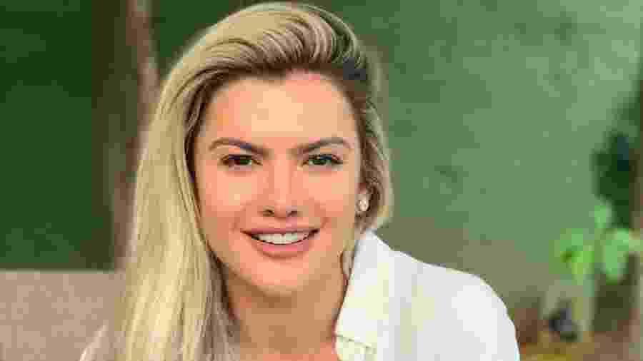 Mirella Santos após plástica no nariz - Reprodução/Instagram