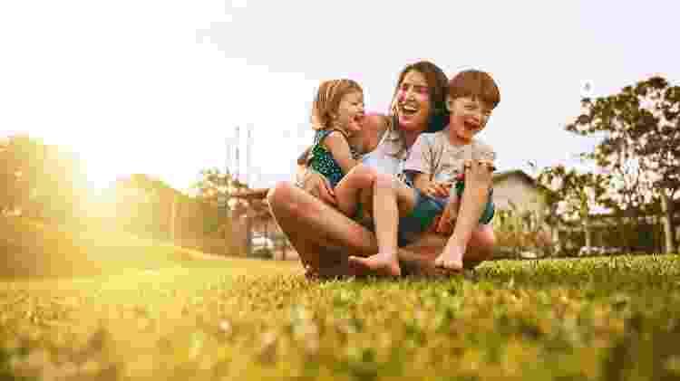 Se os pais entenderem que as interações de qualidade são mais importantes que a quantidade, todas as crianças podem se beneficiar - iStock
