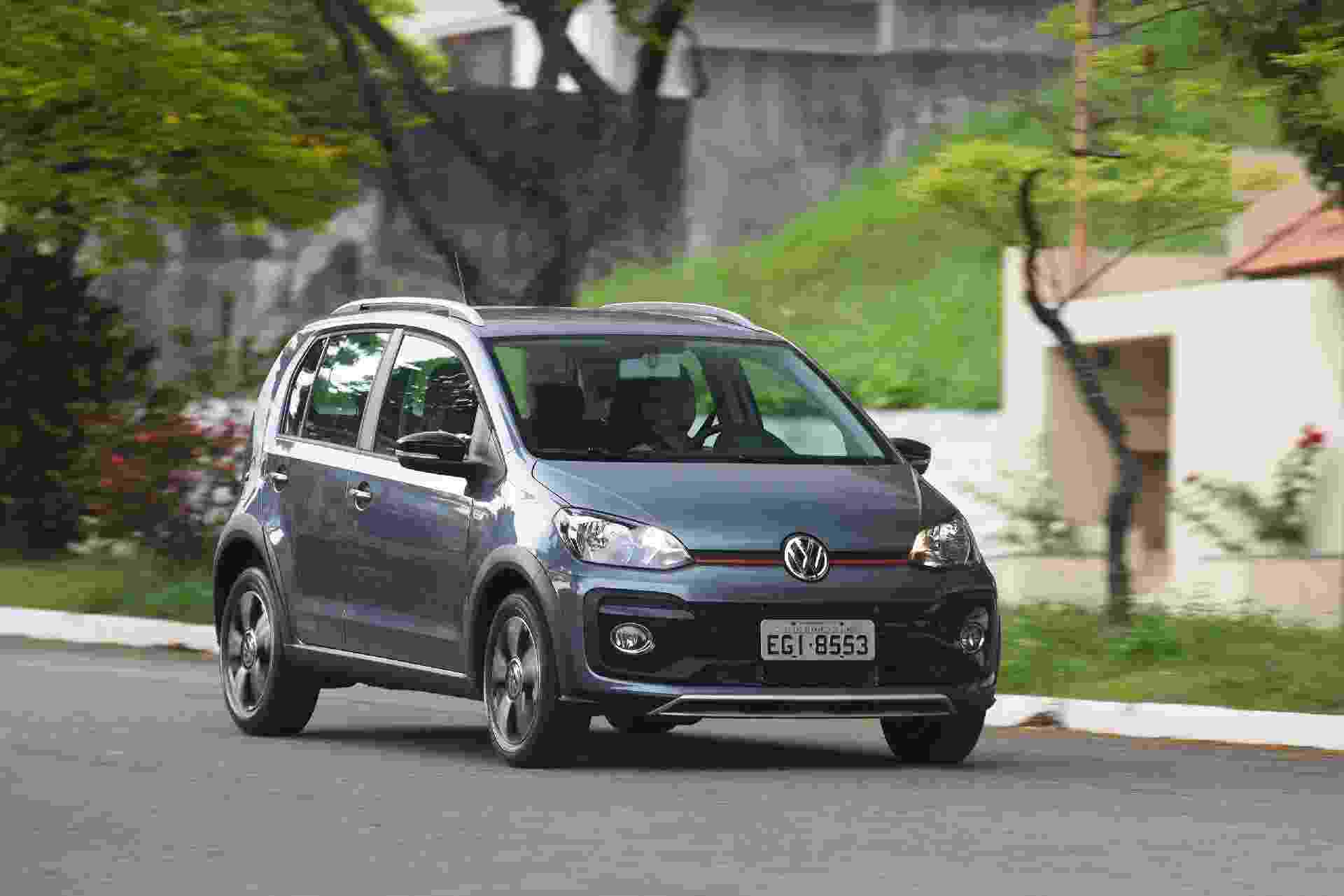 Volkswagen up! Xtreme - Murilo Góes/UOL