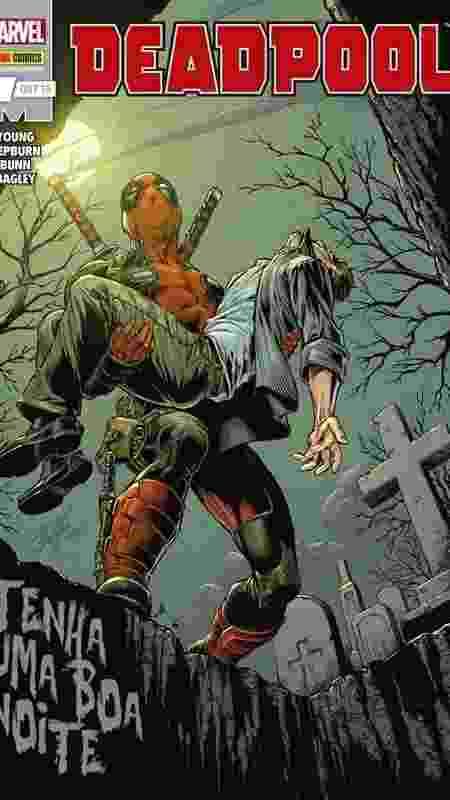 Deadpool #8 - Reprodução/Panini - Reprodução/Panini