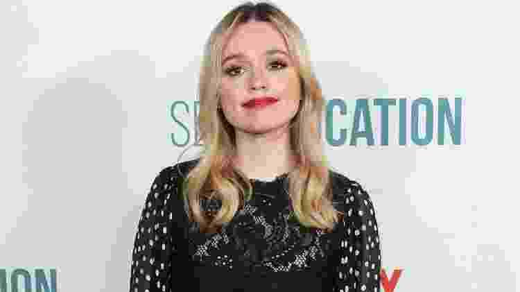 Aimee tem uma das histórias mais comentadas da segunda temporada - Getty Images - Getty Images