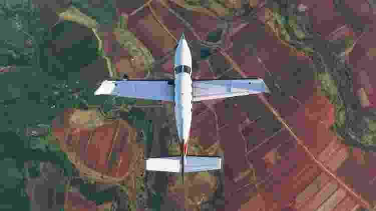 Flight Simulator - Divulgação/Microsoft - Divulgação/Microsoft