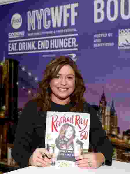 12.out.2019 - Rachael Ray durante evento - Robin Marchant / Getty Images para NYCWFF