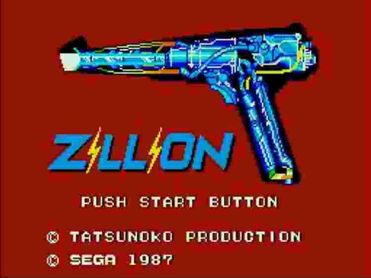 Zillion - Reprodução - Reprodução