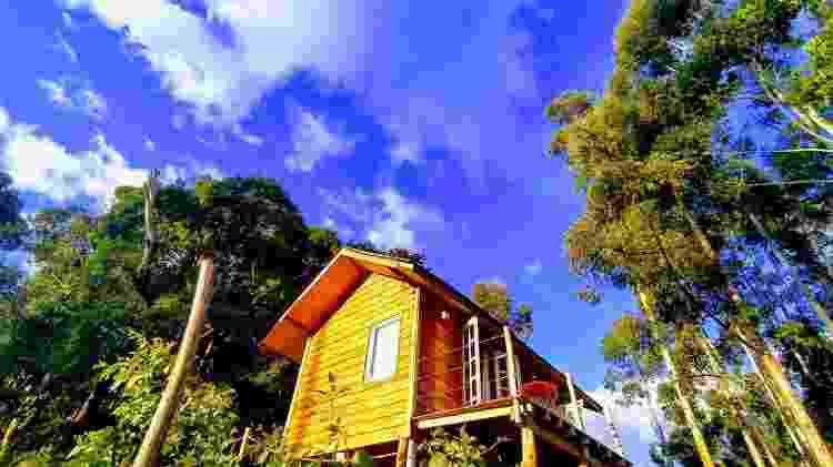 Casa em Córrego do Bom Jesus, em Minas Gerais - Divulgação - Divulgação