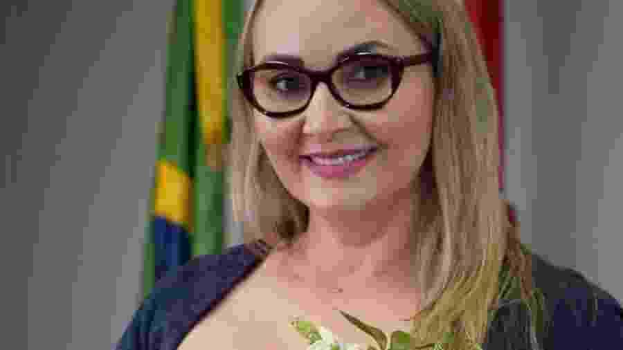 A governadora interina de SC, Daniela Reinehr - Reprodução/Instagram