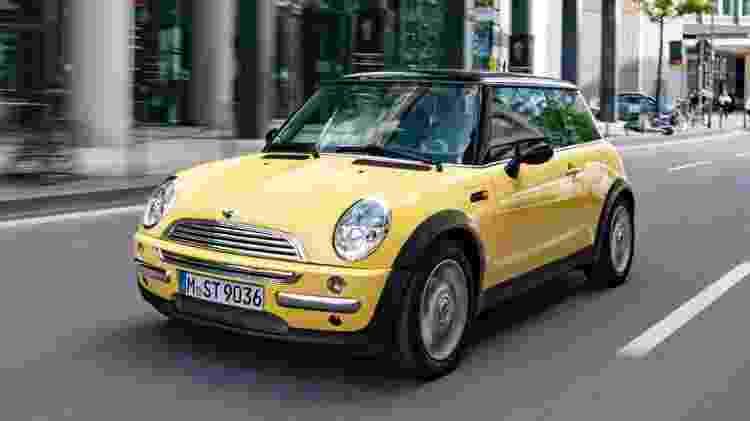 Mini Cooper 2001 - Divulgação - Divulgação