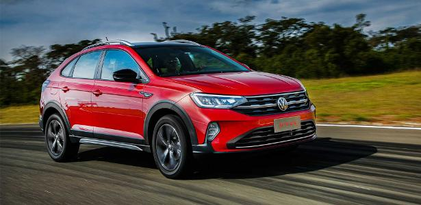 Ranking do SUV | Volkswagen Nivus avança em janeiro e deixa ex-líderes de vendas para trás