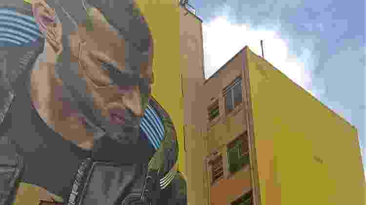 Cyberpunk 2077 Arte São Paulo - Reprodução/START - Reprodução/START