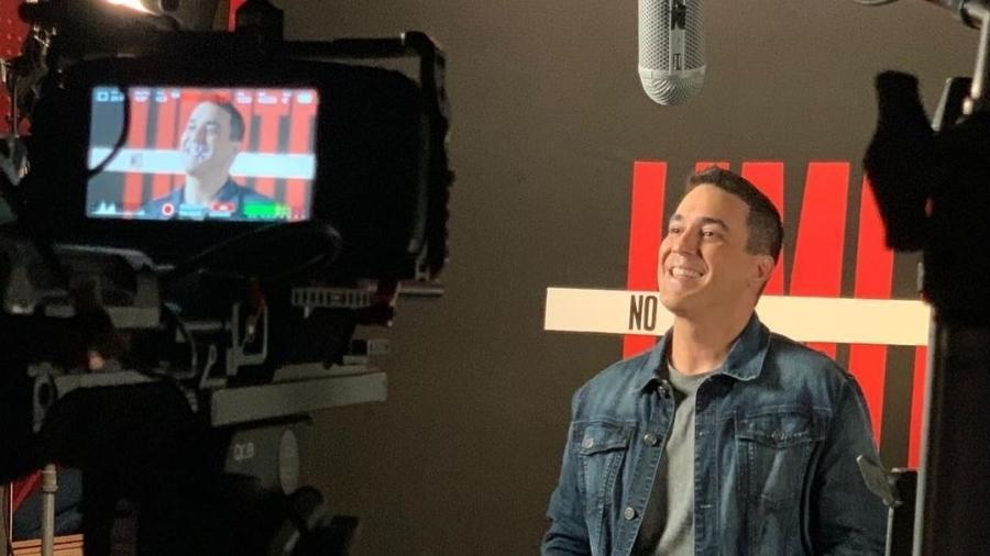 """André Marques é o apresentador do """"No Limite"""" - Reprodução/Instagram"""