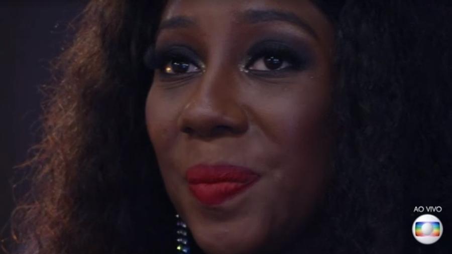 BBB 21: Camilla na noite da grande final - Reprodução/ Globoplay