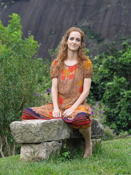 A atriz e ativista ambiental Laila Zaid - Arquivo pessoal