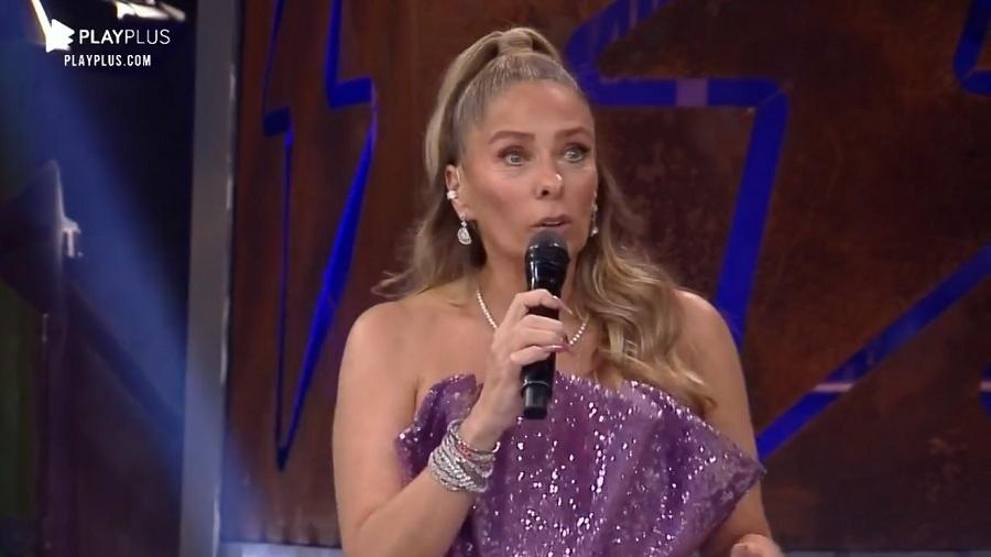 Power Couple: Galisteu comenta momento marcante do reality show - Reprodução/RecordTV