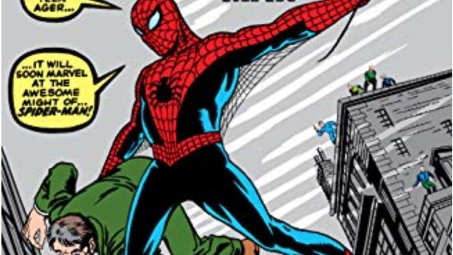HQ que marcou surgimento do Homem-Aranha foi vendida por R$ 19 milhões - Reprodução: Marvel Comics