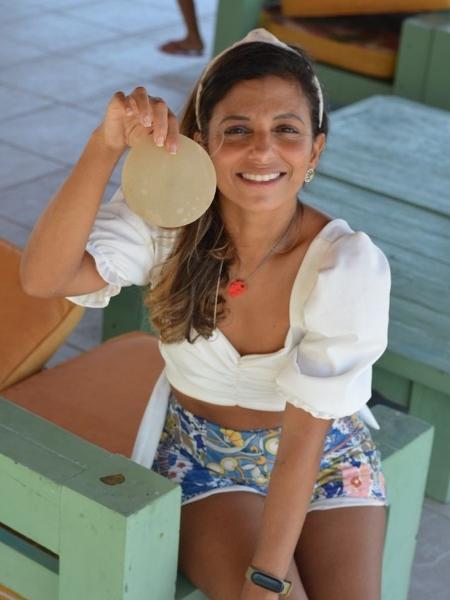 Larissa de Almeida é hoje presidente da Associação de Conscientização sobre Explante, Implante, Toxicidade e Adjuvantes - Acervo Pessoal