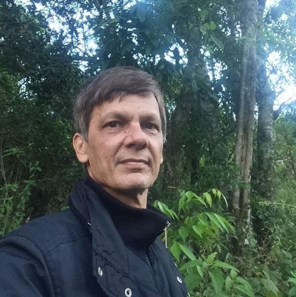 O ator Duda Ribeiro
