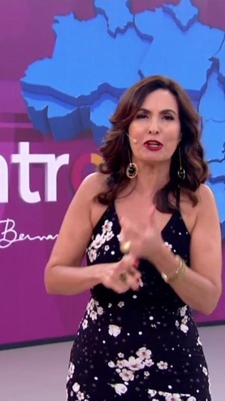 """""""Encontro com Fátima Bernardes"""", programa matinal e diário da Globo - Reprodução/Globo"""