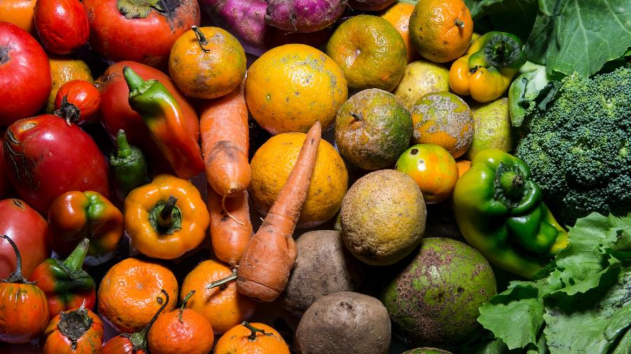 Frutas e legumes - Lucas Lima/UOL