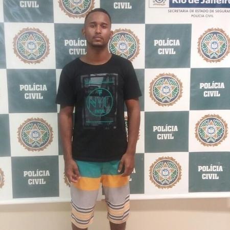 """O figurante Luís Fernando Ferreira dos Santos foi preso durante a gravação de """"A Força do Querer"""" - Divulgação"""