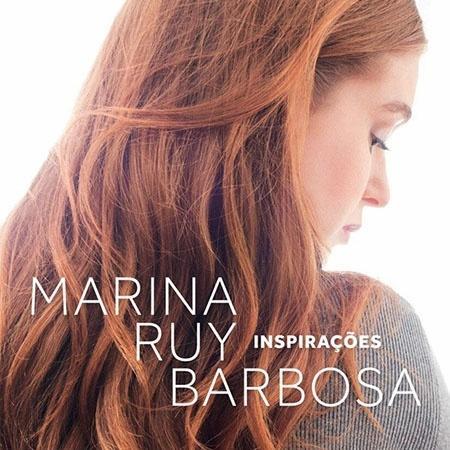 Capa do livro de Marina Ruy Barbosa - Divulgação