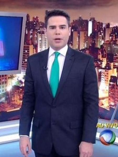 """""""Cidade Alerta"""", do Luiz Bacci, tem hoje a maior audiência da Record - Reprodução/TV Record"""