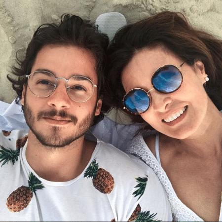 Fátima Bernardes e Túlio Gadêlha - Reprodução/Instagram/fatimabernardes