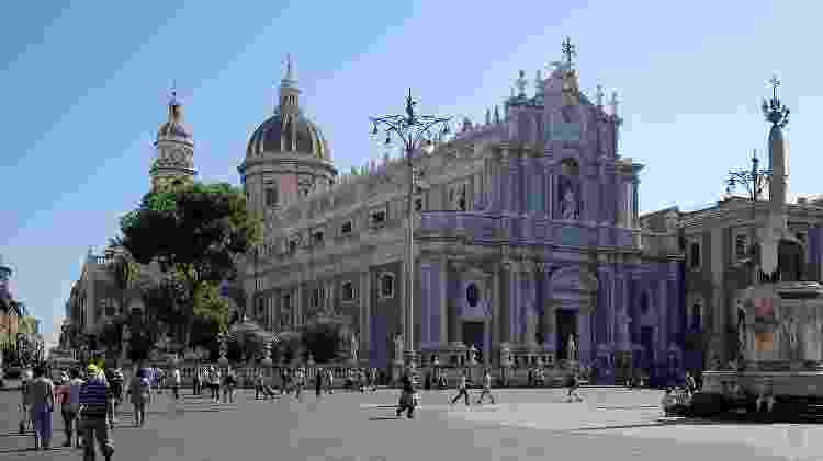 Catânia, na Itália - Berthold Werner/creativecommons.org/licenses/by-sa/3.0/deed.en - Berthold Werner/creativecommons.org/licenses/by-sa/3.0/deed.en
