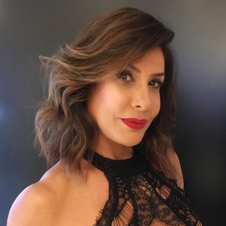 Scheila Carvalho e seu novo look - Reprodução/Instagram