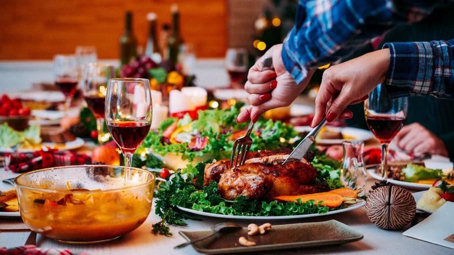 Os itens mais populares da ceia de Natal têm maior carga tributária, segundo associação - iStock
