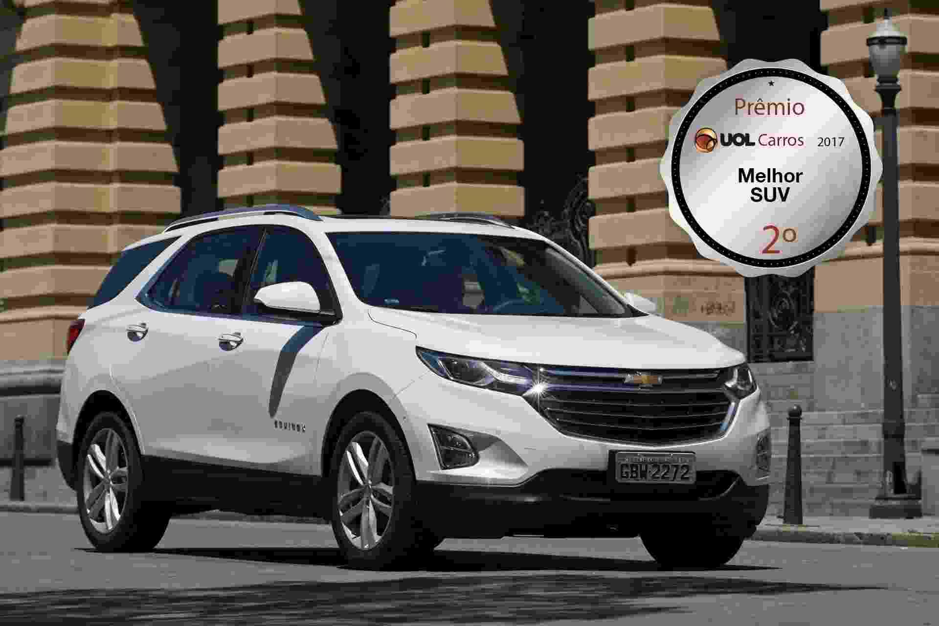 Chevrolet Equinox Premier - Murilo Góes/UOL