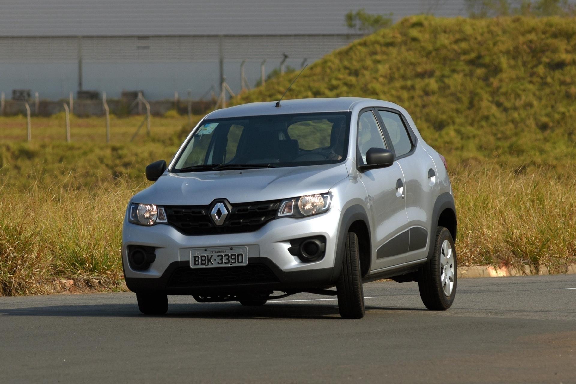 Avaliação Renault Kwid é Barato Mas Anda Bem