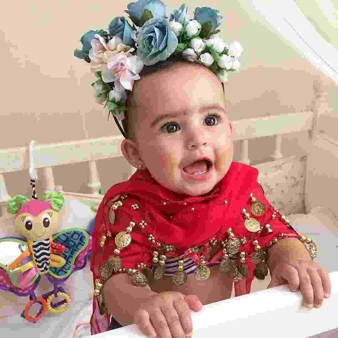 Bebê folião: ideias de fantasias para o primeiro Carnaval do seu filho - Reprodução Instagram