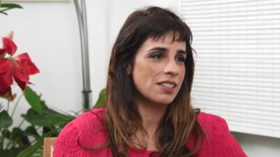 Maria Ribeiro - Reprodução/YouTube