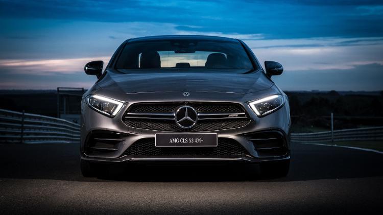 Salão de SP | Mercedes-AMG CLS 53 estreia seus 457 cv por R$ 599.900