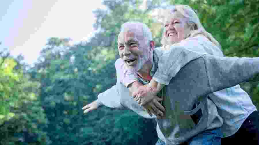 Para curtir a aposentadoria não basta só trabalhar muitos anos, é importante cuidar da saúde para chegar bem após os 60 anos - iStock
