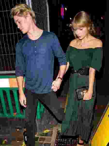Joe Alwyn e Taylor Swift - Getty Images